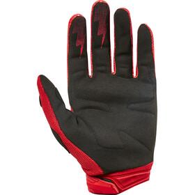 Fox Dirtpaw Race Handschoenen Jongeren, red